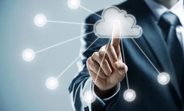 How to Achieve Good Cloud Management - Person Handling Cloud Services