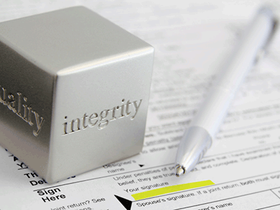 Maintaining Document Integrity