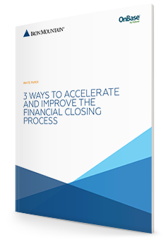 3 Ways To Accelerate First Page | Iron Mountain