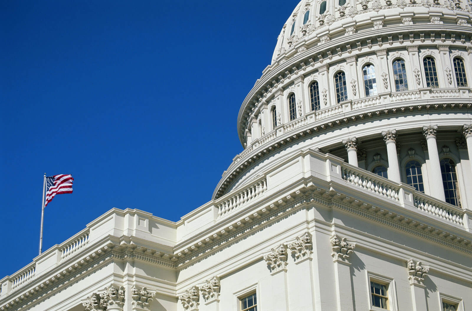 Federal government solutions - capitol building