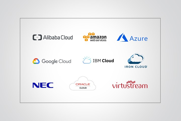 Hybrid IT Colocation - Cloud Access
