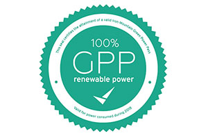 Green Power Pass Logo