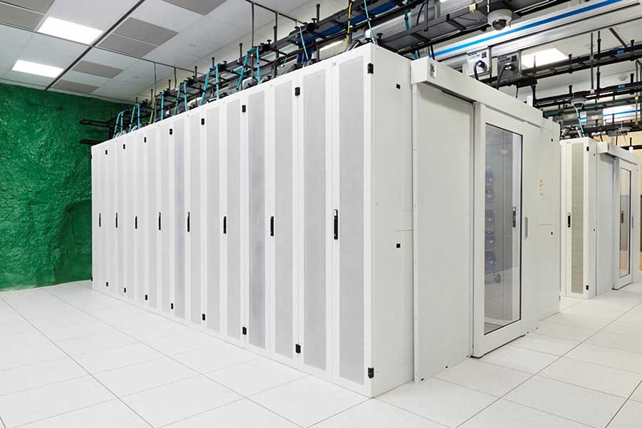Colocation - Data Center  | Iron Mountain