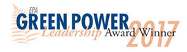 2017 EPA Green Power Leadership Award
