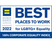 2019 Human Rights Campaign Best Places to Work for LGBTQ Equality