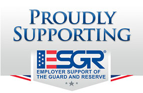 Proudly supporting ESGR logo