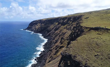 First Living Legacy Partnership in South America- Rapa Nui
