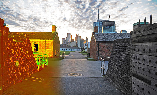 Canada's 150th Anniversary: Fort York Digital Transformation
