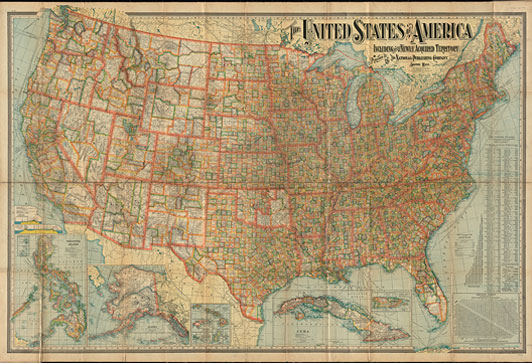 America Transformed: Mapping the 19th Century