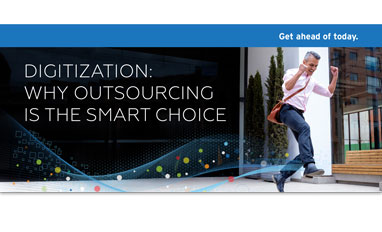 Digitization - Why Outsourcing is the Smart Choice