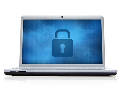 Auditing for Nonpublic Personal Information-  A laptop