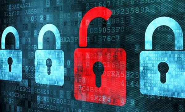 Don't Fall Victim to a Data Security Breach- Security Lock | Iron Mountain