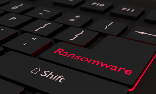 Fighting Ransomware With Tape Backup? Experts and Users Weigh In- on Keybord Ransomware Key | Iron Mountain