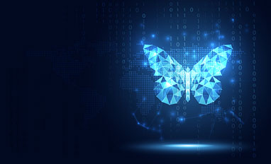 How to Use Emerging Data Technologies to Deliver Value- A concept image of a butterfly