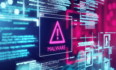 The Malware Menace Protecting Backups With Offsite Tape Storage - Malware Detected Warning Screen