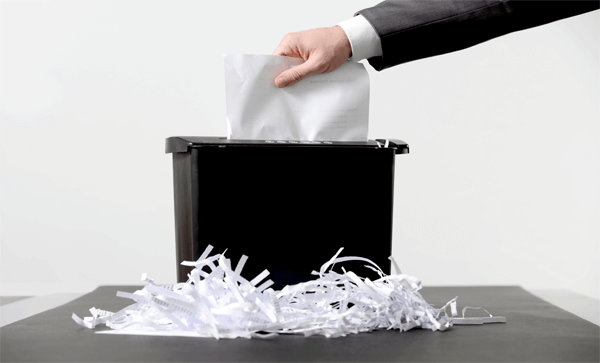 what To Shred: 8 Documents You Should Be Shredding That You Probably Aren't | Iron mountain