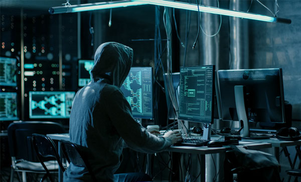 A cyberattack is inevitable - Hacker Hacking | Iron Mountain