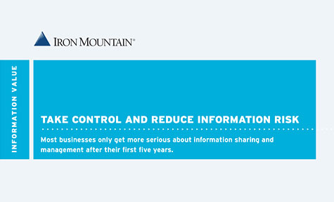 Take Control and Reduce Information Risk