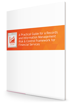 Practical Guide for a Records and Information Management Risk & Control Framework