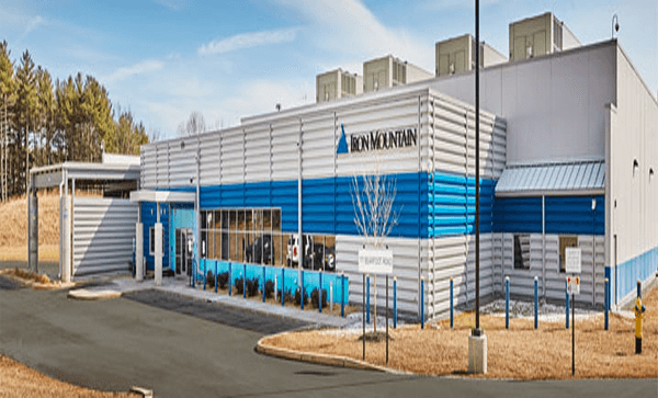 A Virtual Tour of Iron Mountain's Purpose-Built Data Center | Iron Mountain