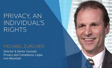 Compliance Culture: Insights from the Experts - Privacy and an Individual's Rights