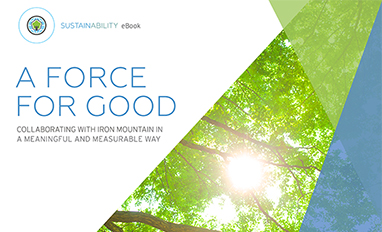 A Force for Good: Collaborating with Iron Mountain In A Meaningful and Measurable Way