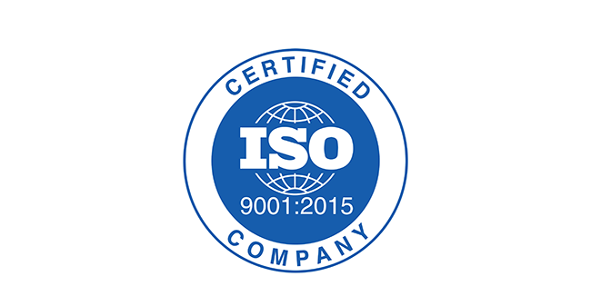 ISO 9001 Compliance