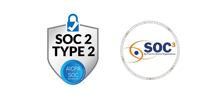 SOC 2 and SOC 3 Compliance