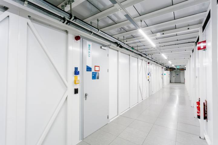 Amsterdam Data Center Modules