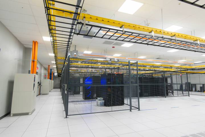Boston Data Center Cages