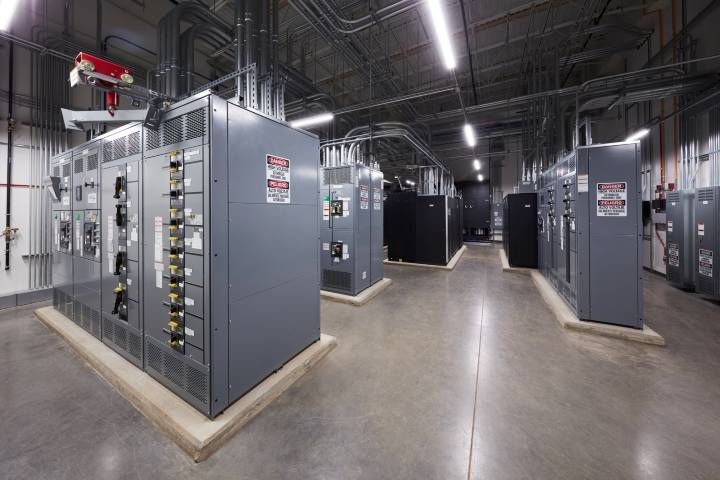 Virginia Data Center Electrical