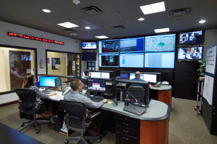 Pennsylvania Data Center NOC