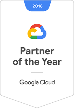 Iron Mountain inSight Google Partner of the Year