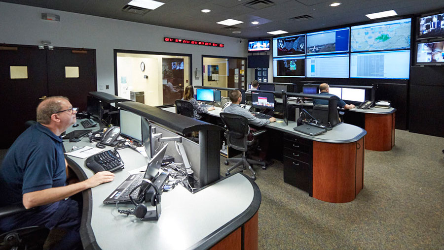 Data Center Locations National NOC