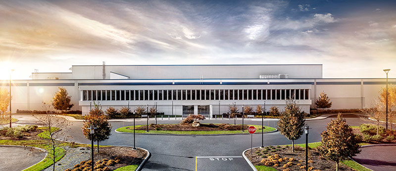 New Jersey Data Center Location in Edison New York City Metro
