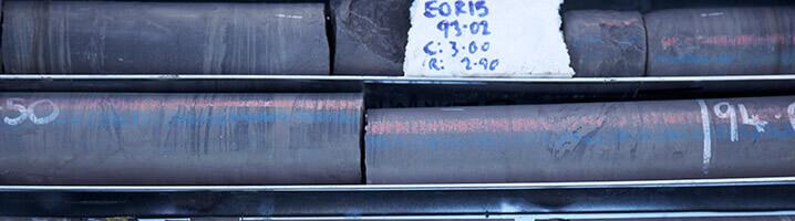 industry specific storage - core storage samples