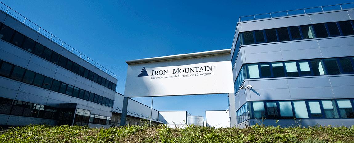 paris iron mountain facility
