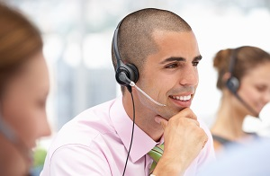 Disaster recovery support- Customer support rofessionals