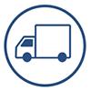 Offsite tape storage -Truck icon | Iron Mountain