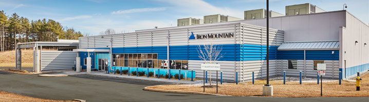 Iron Mountain Data Center | Iron Mountain