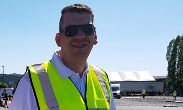 Iron Mountain Speaks Up: Sicherheit für Ihre Daten, Sicherheit für unsere Fahrer -Andreas   Iron Mountain