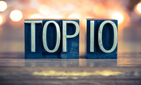 Top Ten GDPR Predictions and Tips for 2018 -Top 10 Word | Iron Mountain