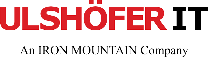 Ulshöfer IT Logo - Iron Mountain