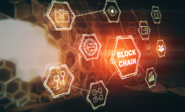 The Cloud, Blockchain and Blockchain Cloud - Chain System | Iron Mountain
