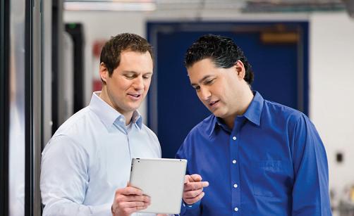 Digitalisieren von Informationen zur Beschleunigung von Geschäftsabläufen
