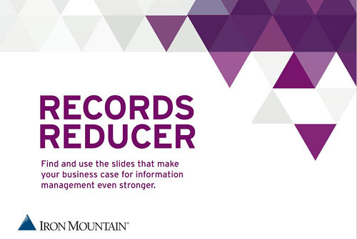 Get Slides on Records Reduction