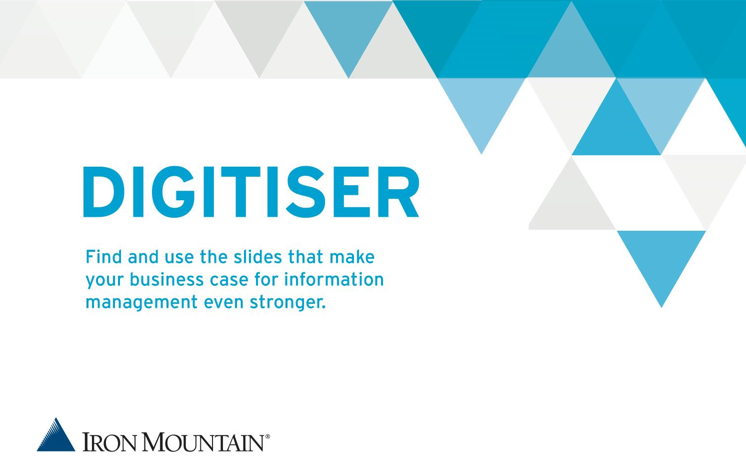 Get Slides With Facts on Digitisation