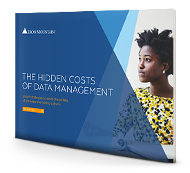 The Hidden Costs of Data Management  | Iron Mountain
