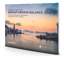 perfecting the backup archive balance